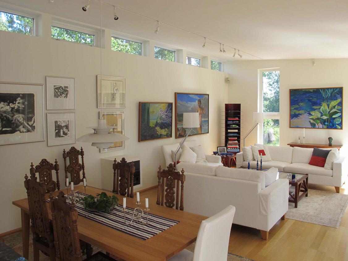 Bostäder - Arkitekt och miljö